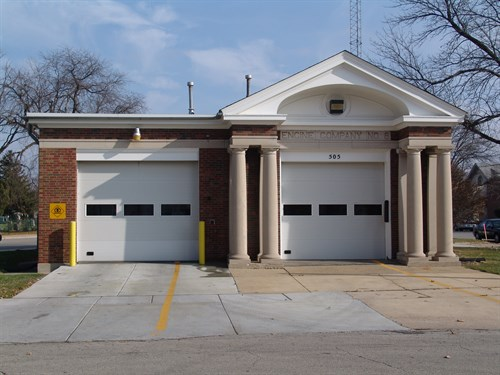 Rockford Fire - Station 8